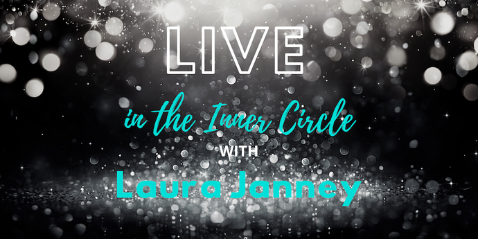 LIVE in the INNER CIRCLE with LAURA JANNEY