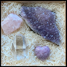 Load image into Gallery viewer, Stone Healing Boxes (Medium)
