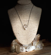 Load image into Gallery viewer, Small Tibetan Quartz Necklace