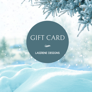 Gift Card ~ $25 and up