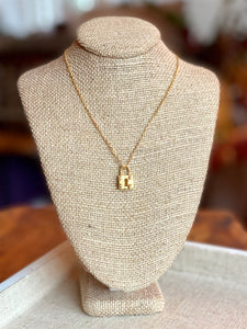 Secret Locket and Diamond Pave Necklace ~ 30% OFF!
