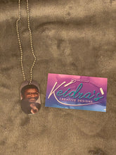 Load image into Gallery viewer, Sublimation Dog Tag w chain