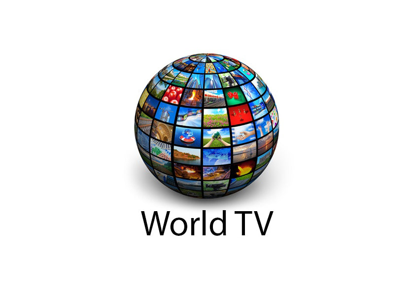 Copy of Copy of HD World IPTV With 8000+ Live TV, 6000+ Video
