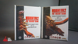 Resident Evil 2: The Board Game Malformations of G Expansion Bundle