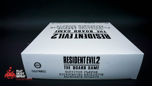 Resident Evil 2: Survivor Alternate Sculpts (Kickstarter Exclusive)