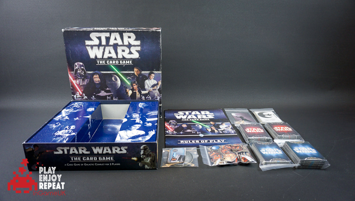 Star Wars Card Game (LCG) Core Set Fantasy Flight Games