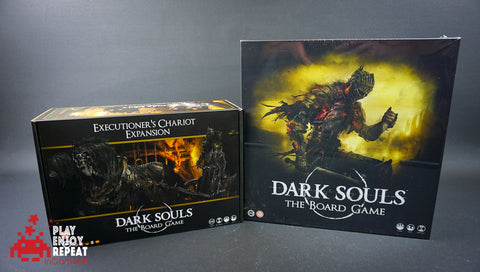 Dark Souls The Board Game and Executioners Chariot Expansion