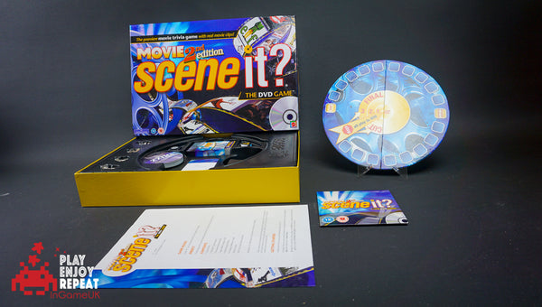Scene-it Movie Quiz 2nd Edition The DVD Game