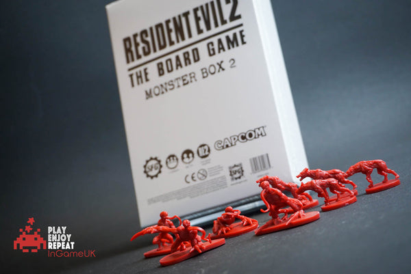 Resident Evil 2: TBG - Monster Box 2 Kickstarter Exclusive