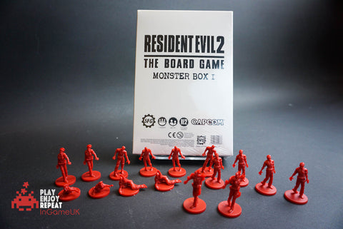Resident Evil 2: TBG - Monster Box 1 Kickstarter Exclusive