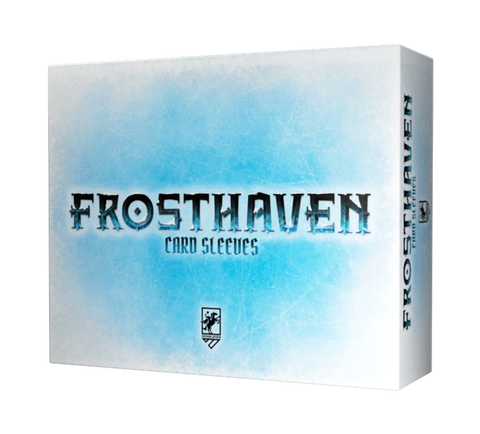 Frosthaven Card Sleeve Set Preorder 2021 Release