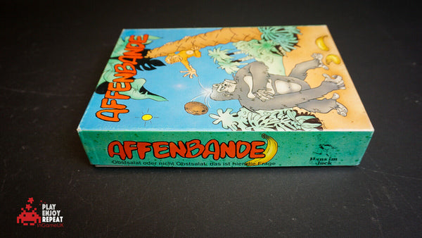 Affenbande Hans im Glück 1988 Board Game FAST AND FREE UK POSTAGE