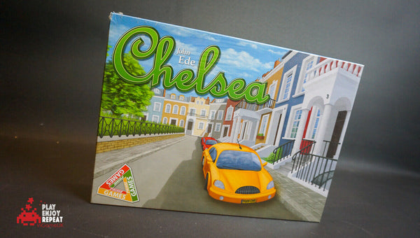 Chelsea Board Game Vintage Board Game NEW FAST FREE UK Postage