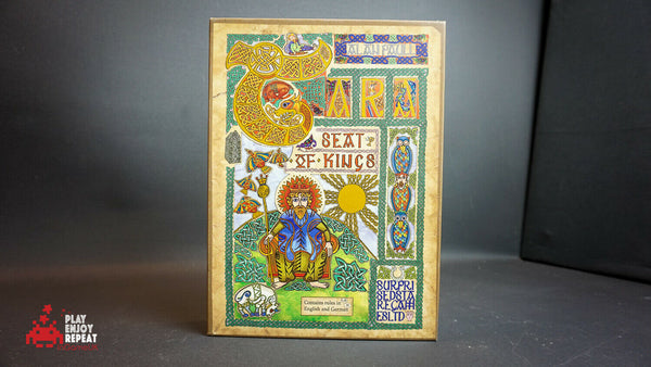 Tara Seat of Kings 2006 Board Game Surprised Stare Games Ltd FAST AND FREE UK P
