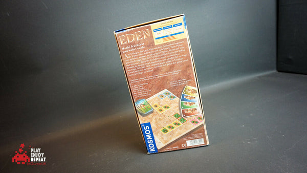 Eden 2001 Board Game KOSMOS VGC FAST AND FREE UK POSTAGE