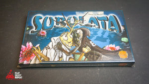 Subulata 2003 NEW AND SEALED Board Game Cwali FAST AND FREE UK POSTAGE