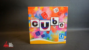 Cubo Board game by Queen Games NEW FAST AND FREE UK POSTAGE