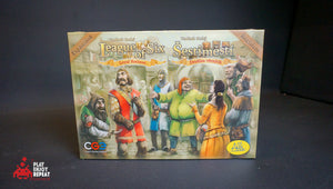 League of Six Loyal Retinue Board Game FAST FREE UK POSTAGE