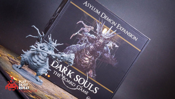 Dark Souls TBG - Asylum Demon Expansion