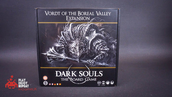 Dark Souls TBG - Vordt of the Boreal Valley Expansion