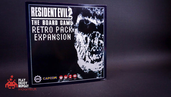 Resident Evil 2 Board Game Retro Pack Expansion