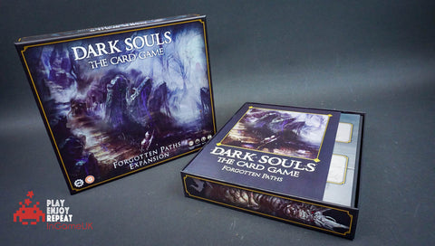 Dark Souls: TCG ~ Forgotten Paths Expansion