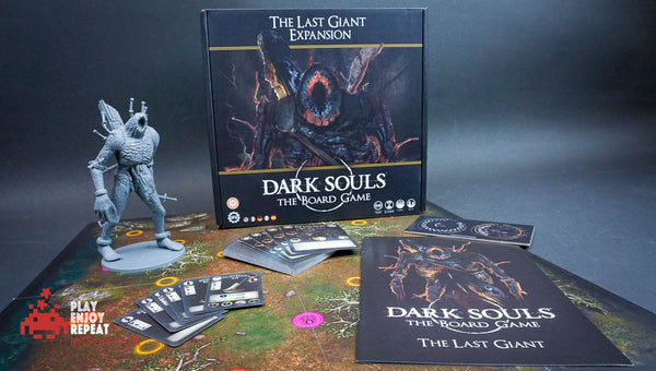 Dark Souls The Board Game All Six Expansion Dragon & Demon Bundle