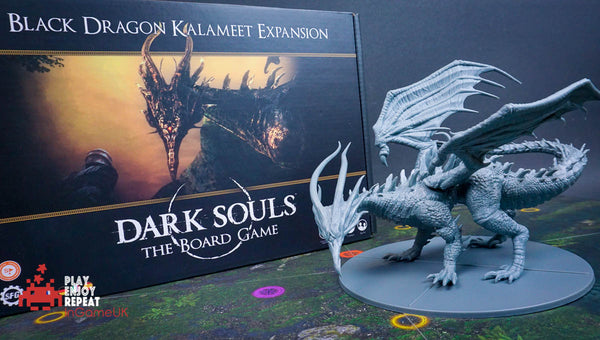Dark Souls The Board Game Demon and Dragon Expansion Bundle