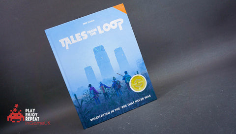 Tales from the Loop Core Book