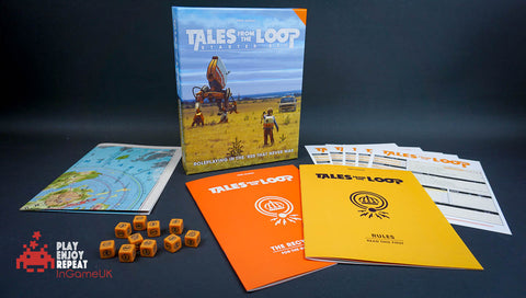 Tales from the Loop Deluxe Starter Kit