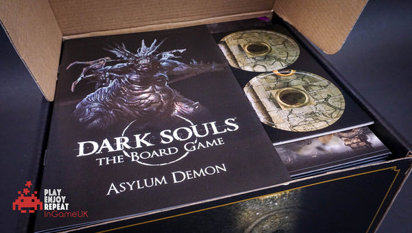 Dark Souls: TBG ~ Asylum Demon Expansion