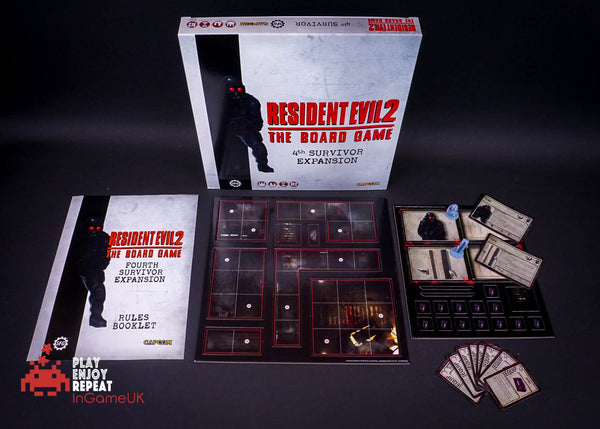 Resident Evil 2: TBG - 4th Survivor Expansion