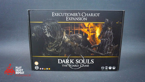 Dark Souls Executioner's Chariot Expansion