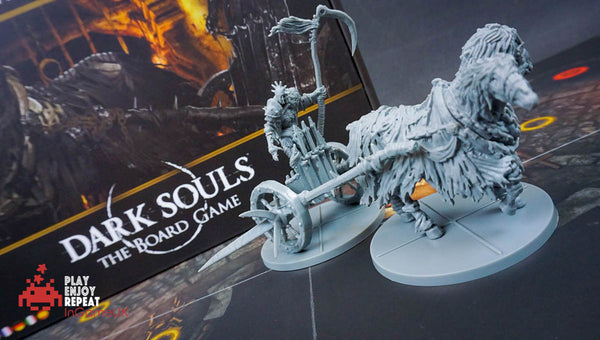 Dark Souls The Board Game Executioners Chariot Expansion