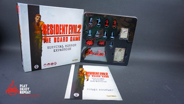 Resident Evil 2: TBG Survival Horror Expansion