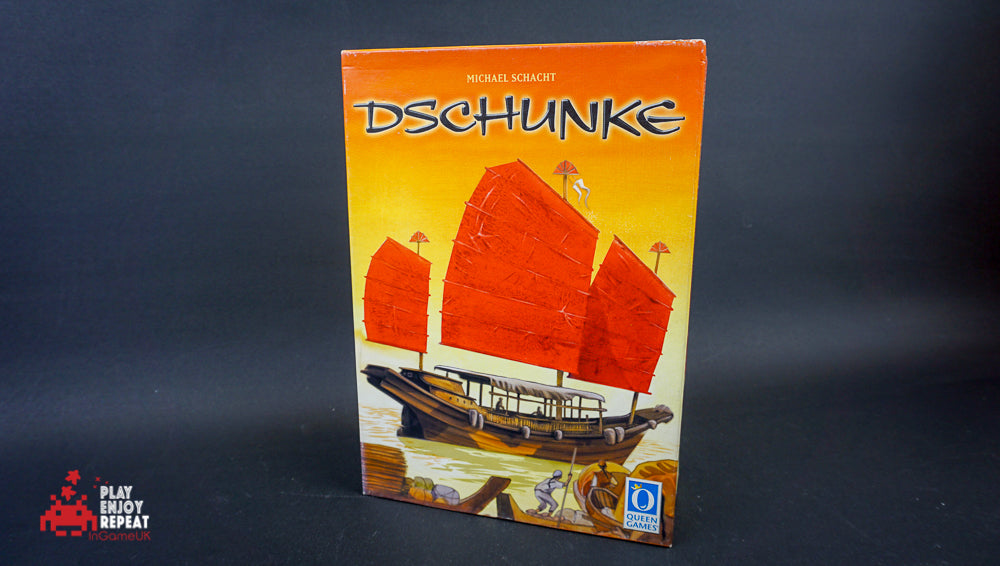 Dschunke 2002 German Version with English Rules