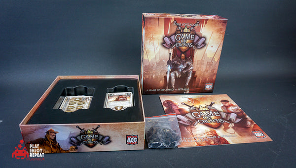Game of Crowns 2015  Board Game by AEG