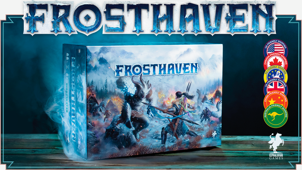 Frosthaven Preorder 2021 Release