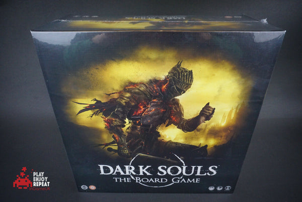 Dark Souls The Board Game Phantoms Explorers Darkroot Basin and Iron Tile set Expansions
