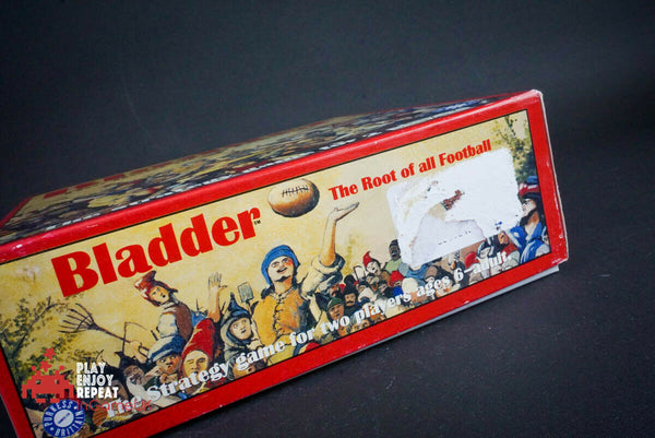Bladder Original Football Board Game SIGNED Danny Brittain