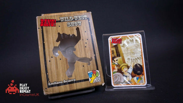 Bang Wild West Show Expansion DV Giochi ABUGames