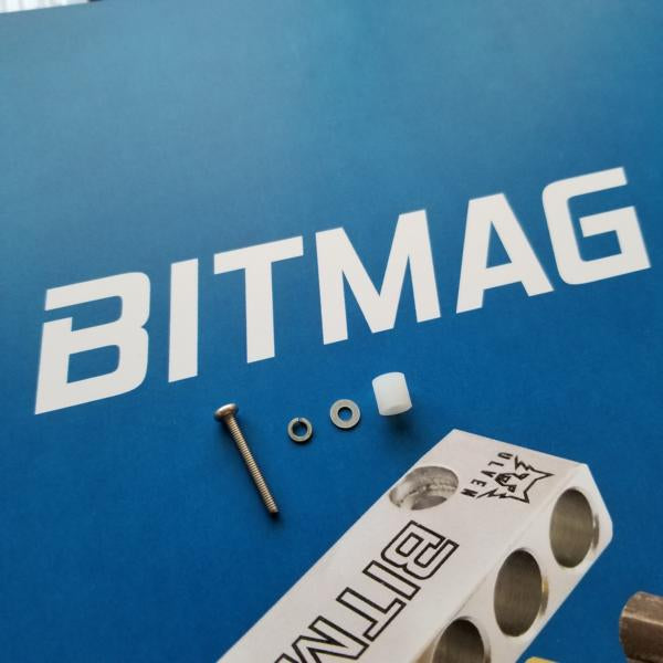 M12 Screw Kit - for BITMAG aluminum and composite