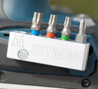 BITMAG Bit Holder - Aluminum