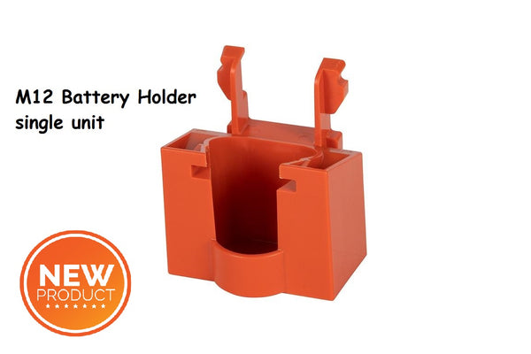 Milwaukee M12 Battery Holder 1-PACK
