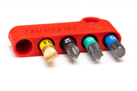 BITMAG Bit Holder - Composite - Red