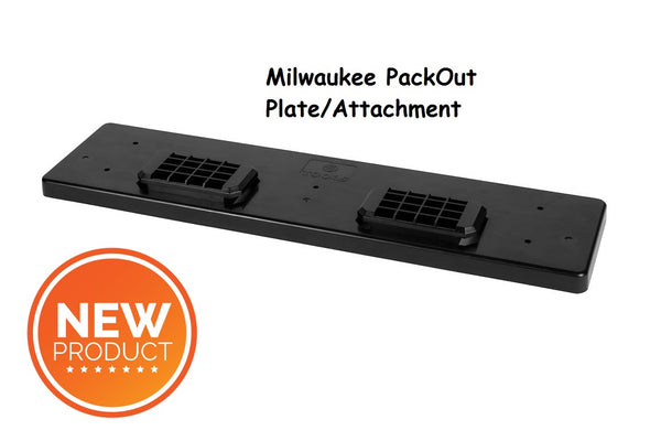 Milwaukee PackOut plate/attachment
