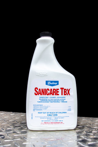 Sanicare TBX Disinfectant (Case of 12)