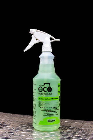 E23 Buckeye Eco® Neutral Disinfectant (Case of 12)