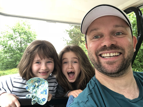 Super Mumma | Jonathan Shine Mini Epic Being a Dad to Twin Girls