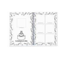 Load image into Gallery viewer, Blueberry Co The Monochrome Birthday Book - Mumma and Mia